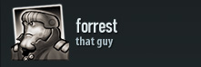 forrest - that guy